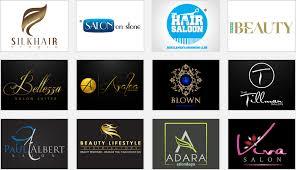 hair and nail spa logos tested design