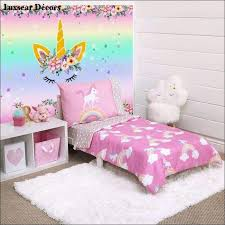 Customized Unicorn Birthday Party Photography Backdrops Unicorn Room Decor Unicorn Bedroom Decor Girl Bedroom Designs