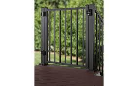 Deck Gates Aluminum Outdoor Gates Trex