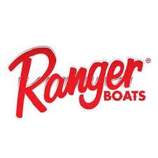 Rangerwear Com Ranger Boats Ranger Carpet Decal Script Logo With Chrome