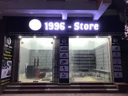 Làm biển quảng cáo tại vĩnh phúc - Shop giày 1996 Store - Quảng ...