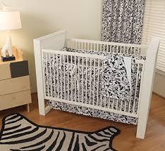 casablanca organic cotton crib bedding