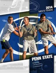 2013-14 Penn State Men's Tennis Yearbook by Penn State Athletics - issuu
