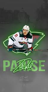 Zach Parise - Neon Wallpaper v2 : wildhockey