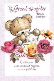 Birthday Wishes For Granddaughter Happy Birthday Granddaughter Quotes