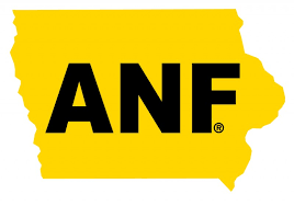 Anf State Of Iowa Decal Bravo Sports Marketing
