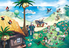 Review: Pokemon Sun and Moon for Nintendo 3DS Are Kinder, Gentler ...