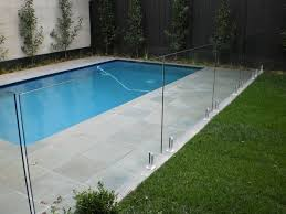 Glass Pool Fence Panels For Sale