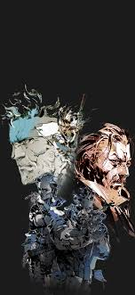 metal gear solid wallpaper iphone