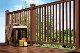 How To Install Railings On A Deck The Home Depot Canada