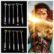 5pcs wonder woman make up brushes tool