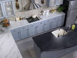 countertop with a crescent edge