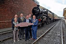East Lancs Railway to open new station at Burrs Country Park this year    Bury Times