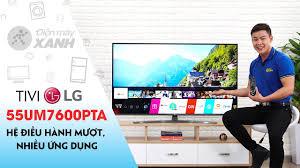 Smart Tivi LG 4K 43 inch 43UM7600PTA - giá tốt ,có trả góp 06/2020
