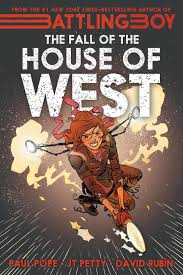 The Fall of the House of West reveals the West Family's Secret! ~ What'cha  Reading?