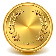 Gold coin | Premium Vector