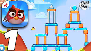 ANGRY BIRDS CASUAL Gameplay Walkthrough Part 1 - Levels 1-10 (iOS ...