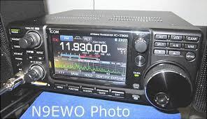 icom ic 7300 sdr hf transceiver