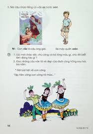Bài 108: Thiên nhiên - Đất nước - Sách Tiếng Việt Lớp 1