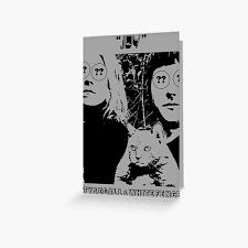 Ty Segall And White Fence Joy Art Print By Malditxsea Redbubble