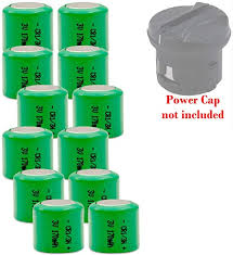 Amazon Com 12x Cr1 3n 3v Lithium Battery For Invisible Fence Dog Collar Fits Power Cap Pet Supplies