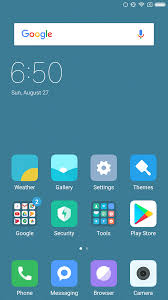 change wallpaper on xiaomi miui android