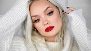 quick easy clic holiday makeup