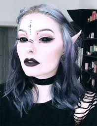 goth eye makeup tutorial cat eye makeup