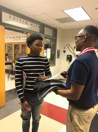 "Tekeshia Hollis on Twitter: ""When you realize that rewards from  administrators for improved behavior and academics can change lives. Look  at these smiles...#priceless #SEL @BetsyBockman1 @dan_a_sims @Atldepsupt  @APSGradyKnights… https://t.co/wz3trZTBJw"""