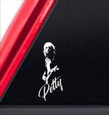 Petty Vinyl Decal Petty Tribute Sticker Tom Petty Decal Etsy Vinyl Decals Tom Petty Tom Petty Quotes