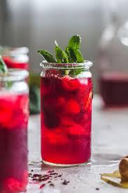 raspberry hibiscus iced tea recipe