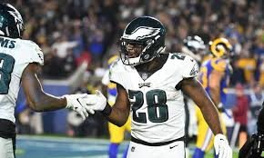 Wendell Smallwood waived by Philadelphia Eagles