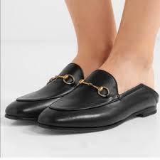 gucci princetown mule vs brixton loafer