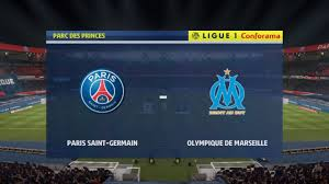 PSG vs Olympique Marseille - FIFA 20 (Premier League) - YouTube