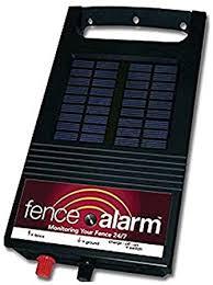 Amazon Com Fence Alarm Monitoring Your Electric Fence 24 7 Garden Outdoor