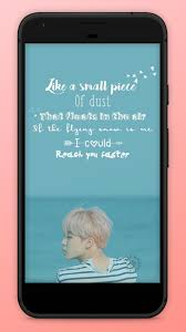 bts quotes for android apk