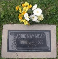 Addie May Hallock Mead (1866-1937) - Find A Grave Memorial