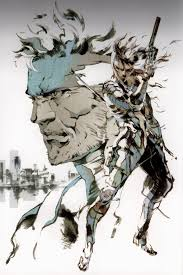 metal gear solid iphone wallpaper