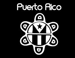 Puerto Rico Sun Taino Decal Boricua Sticker Car Window Etsy