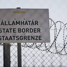 Living Next To Hungary S Electric Border Fence Bbc News