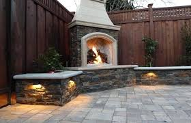 outdoor fireplace ideas best fireplaces