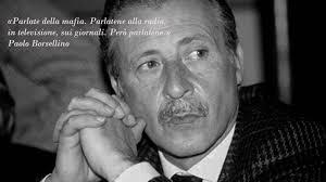 La Rai ricorda Paolo Borsellino e gli agenti della sua scorta ...
