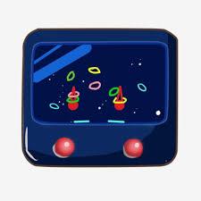 Bảng điều Khiển Trò Chơi Blue Lap Trẻ Con đồ Chơi Trẻ Em Trò Chơi ...