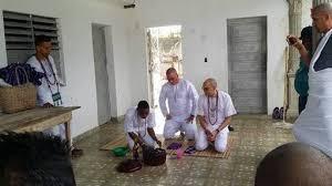 Maître spirituel Dadevi le professeur des marabout du retour d ...