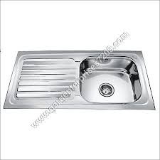 single bowl kitchen sink with