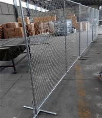 Interlocking Security Fence Chain Link 2 2x1 8m