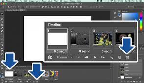animated gifs in adobe photo cc