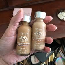 l oreal true match liquid foundation
