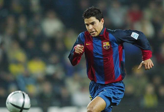 Image result for javier saviola getty""
