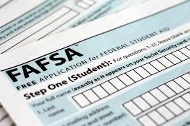 FAFSA Student Loan Form Still a ...